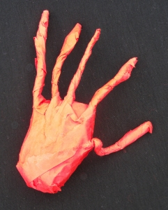 back buddhas hand
