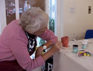 painting jug