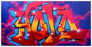 yolo graffiti