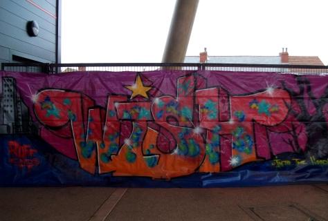 backdrop design for dance finished