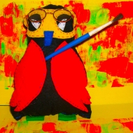 wise owl painting for web